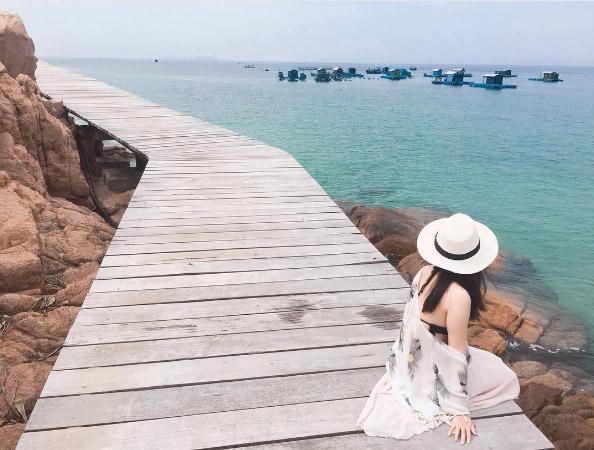 """Du hành biển đảo Quy Nhơn, """"bội thu"""" ảnh đẹp đăng dần cả năm - 1"""