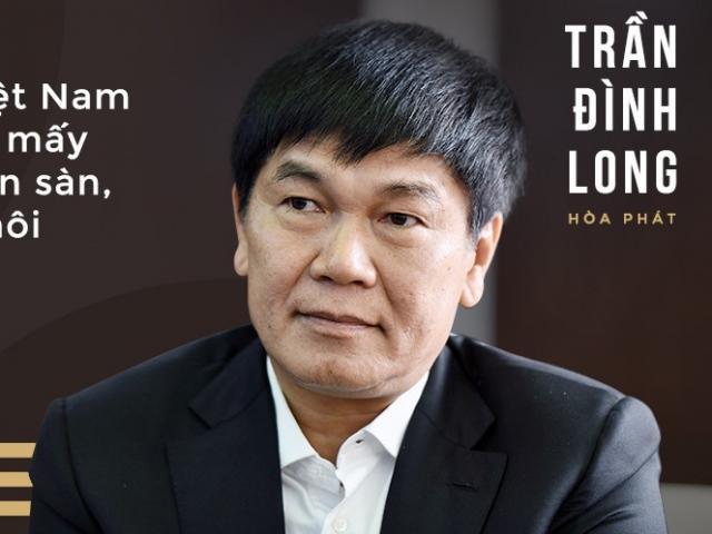 """""""Trượt"""" tỷ phú thế giới, tài sản của ông Trần Đình Long còn bao nhiêu?"""