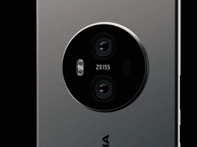 """Xuất hiện Nokia 10 PureView thiết kế """"cực độc"""", đẹp hút hồn"""