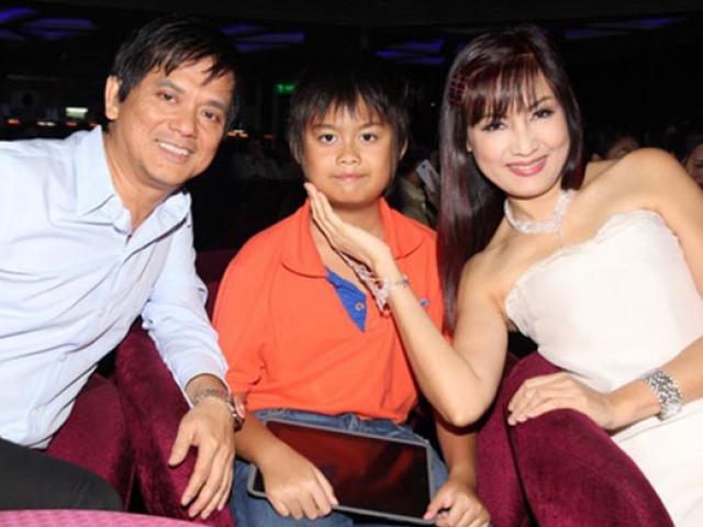 Diễn viên Hiền Mai tiết lộ thông tin bất ngờ về con trai 14 tuổi