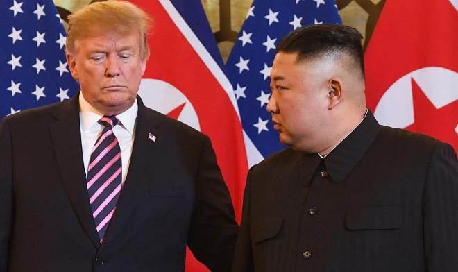 Triều Tiên sẵn sàng phóng tên lửa, chỉ trích mạnh mẽ tập trận Mỹ-Hàn - 1