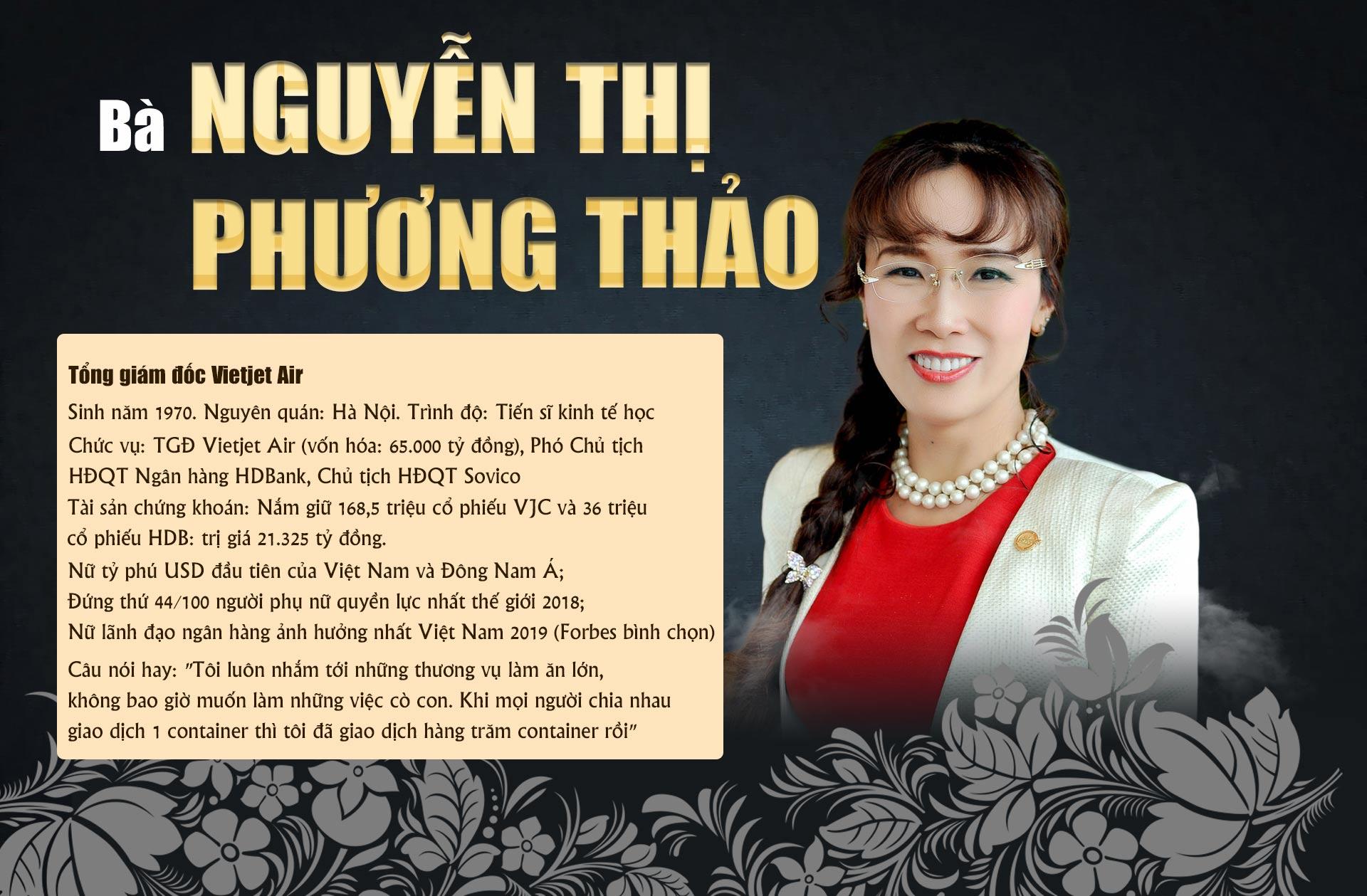 10 phụ nữ Việt gây choáng bởi sự giàu có, giỏi giang và quyền lực - 2