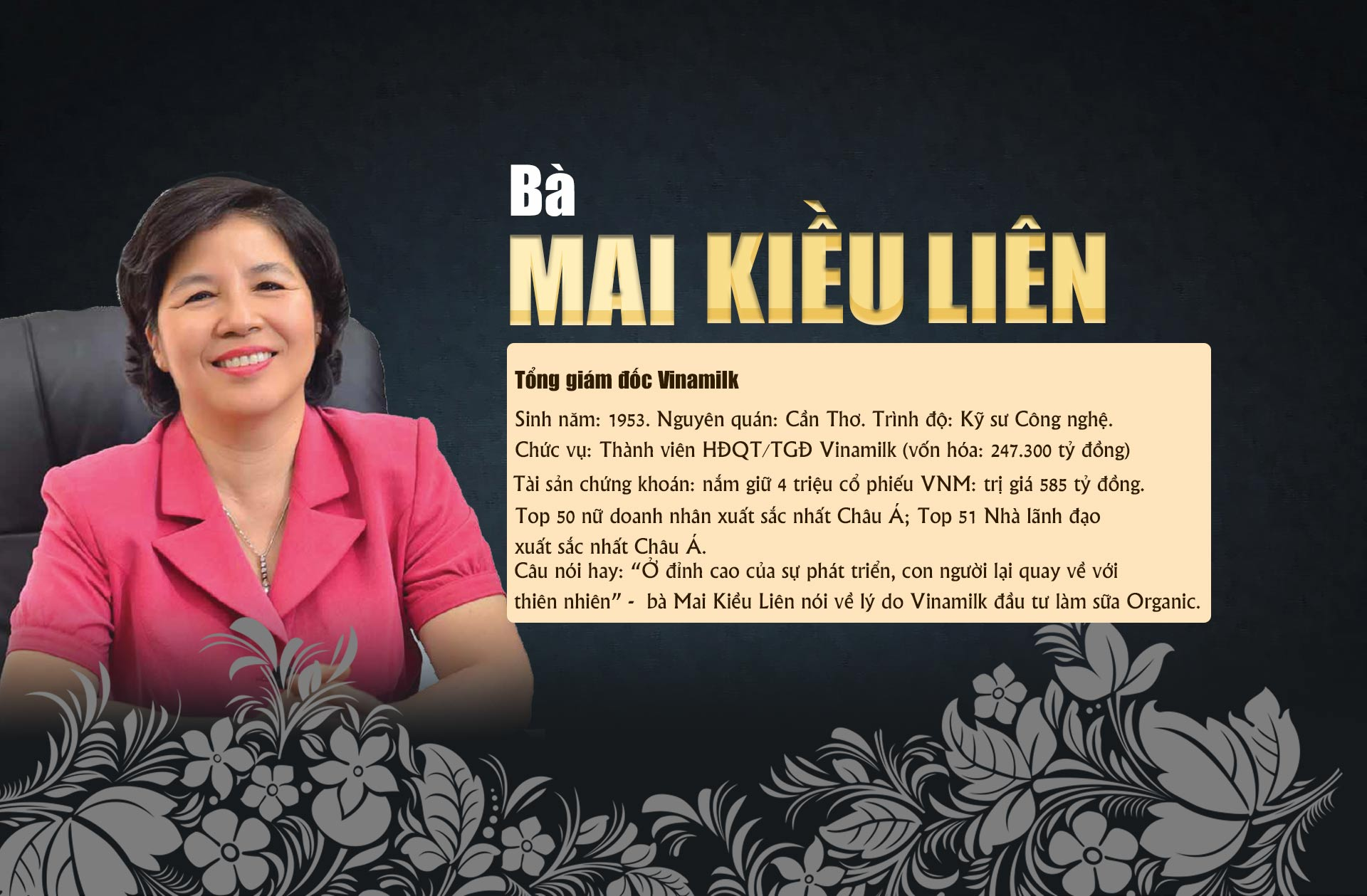 10 phụ nữ Việt gây choáng bởi sự giàu có, giỏi giang và quyền lực - 6