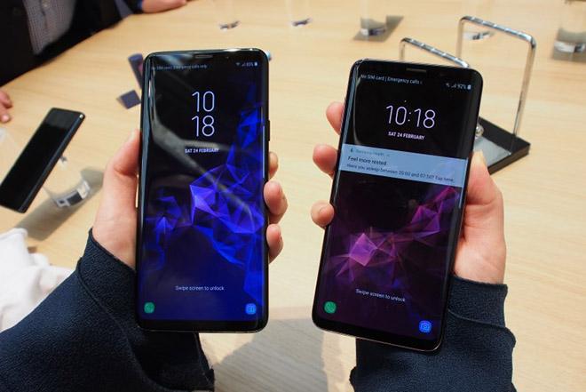 Galaxy S9+ đang được giảm sốc đến gần 7,5 triệu đồng - 1