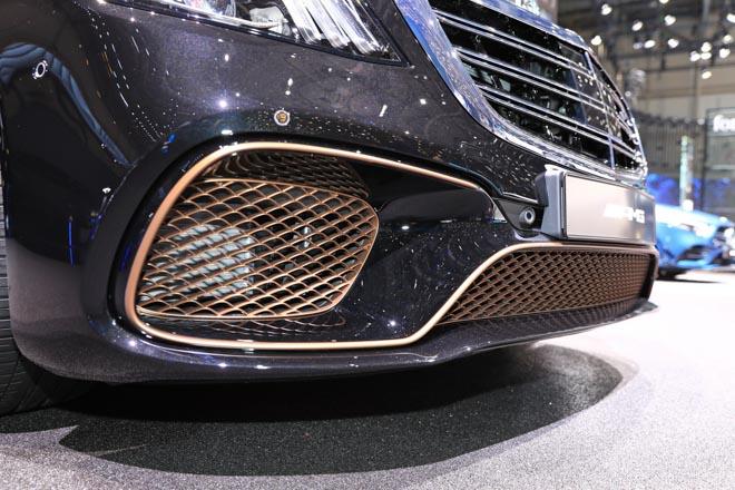 """Mercedes-Benz S65 AMG """"Final Edition"""" - Chiếc S-Class cuối cùng gắn động cơ V12 - 9"""