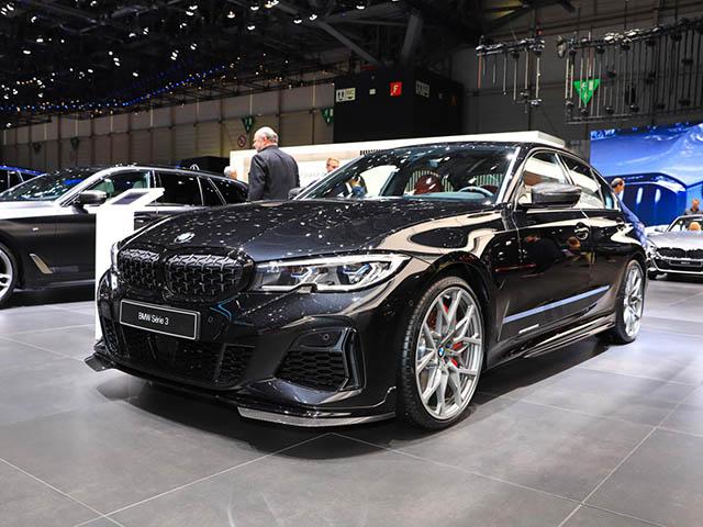 BMW giới thiệu sedan hiệu suất cao M340i tại GMS 2019