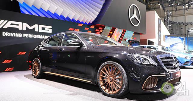 """Mercedes-Benz S65 AMG """"Final Edition"""" - Chiếc S-Class cuối cùng gắn động cơ V12"""