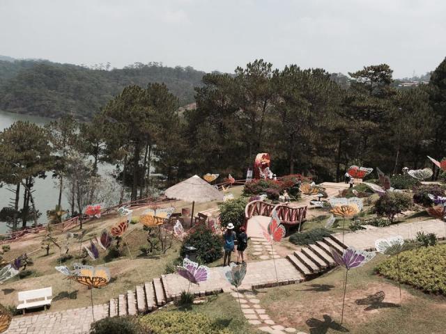 Du lịch Đà Lạt chỉ với 2,5 triệu anh chàng 9X khiến dân mạng trầm trồ không tin nổi
