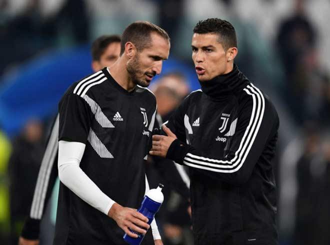 """Ronaldo """"thanh tẩy"""" văn hóa tự mãn ở Juventus: Thủ lĩnh đấu Atletico - 2"""