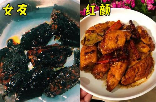Thảm họa nấu ăn của các cô gái Trung Quốc khiến bạn trai lắc đầu ngao ngán - 1