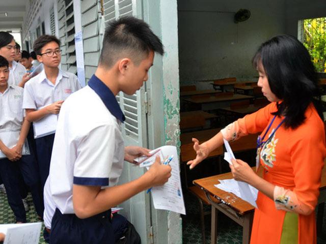 TP.HCM công bố chỉ tiêu tuyển sinh, môn thi bắt buộc vào lớp 10 - 1