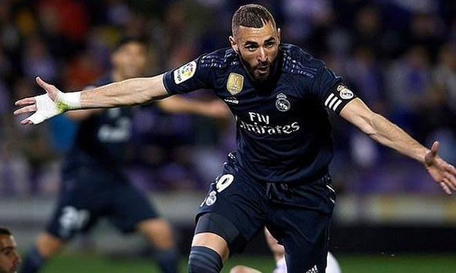 Chấm điểm siêu sao V27 La Liga: Benzema rực sáng lấy lại danh dự cho Real - 1