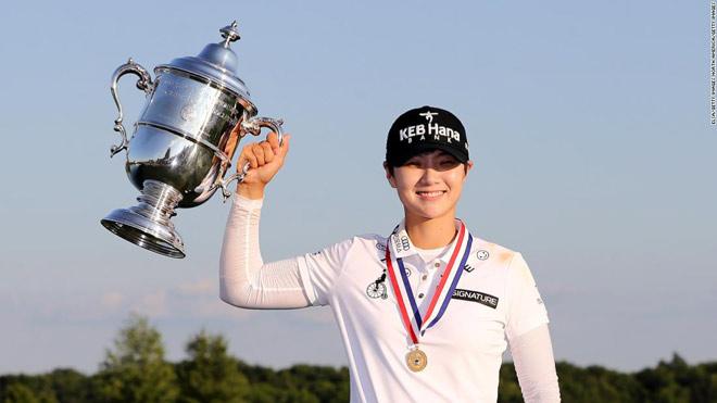 Golf 24/7: Tiger Woods tạo cảm hứng mãnh liệt cho hot girl Hàn Quốc - 1