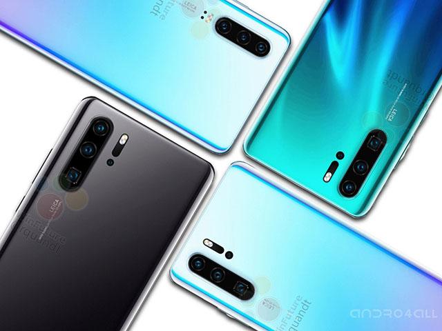 Huawei P30 sẽ có quà đặt gạch khủng hơn Galaxy S10