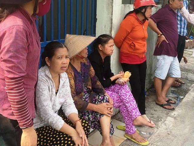 Vụ án mạng 4 người chết ở Long An và TP.HCM: Nghi phạm bị bắt khi định giết chị ruột
