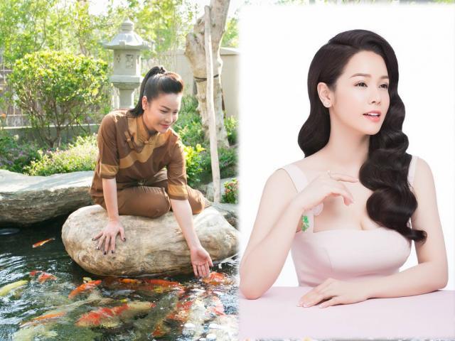 """Đời sống Showbiz - Nhật Kim Anh tậu biệt thự """"khủng"""", tiệc tân gia hoành tráng như đám cưới"""