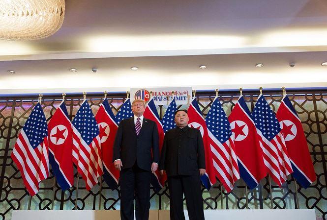 Người kiếm bộn tiền từ thượng đỉnh Mỹ - Triều - 1