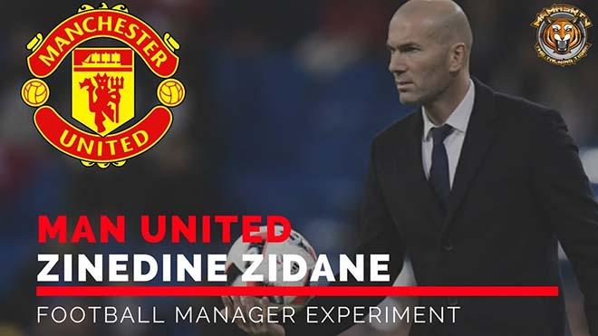 Zidane trở lại Real sau 10 tháng: MU - Chelsea có tiếc vì hụt siêu HLV? - 1