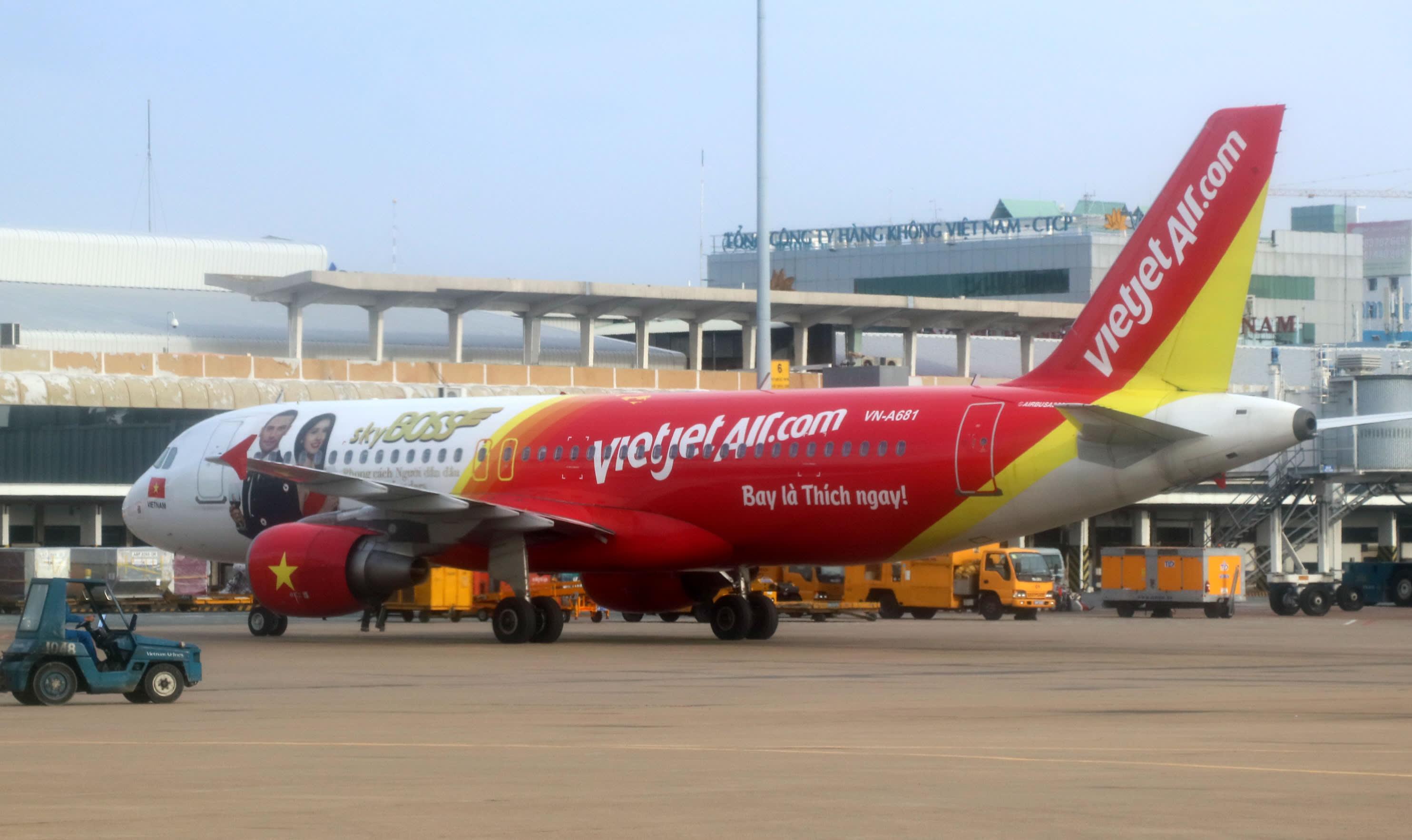 Liên quan đến hợp đồng mua 200 tàu bay Boeing 737 Max, cổ phiếu Vietjet Air ra sao? - 2