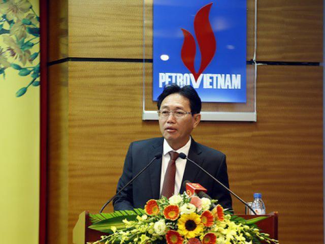 Tổng giám đốc PVN Nguyễn Vũ Trường Sơn bất ngờ xin từ chức