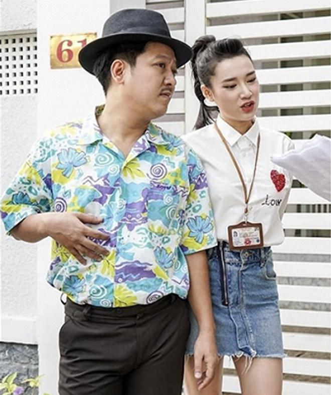 """Nhã Phương nói lời """"đường mật"""" với Trường Giang khiến fan """"phát sốt"""" - 1"""