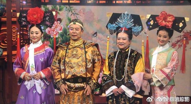"""""""Tiểu Yến Tử, Ngũ A Ca"""" làm lại 'Hoàn Châu cách cách', con dâu Quỳnh Dao lên tiếng - 1"""