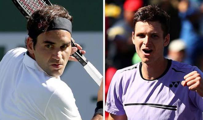 Indian Wells ngày 8: Nadal, Federer & những đối thủ khó chơi - 1