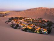 Không ngờ những ốc đảo thiên đường này lại mọc ngay giữa sa mạc