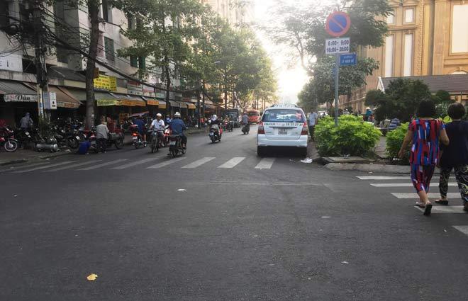 """Mâu thuẫn tại """"chợ đồ cũ"""" ở Sài Gòn, một người bị đâm chết - 1"""