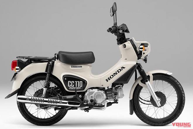 Honda Cross Cub 110/50 Kumamon bản đặc biệt, màu cực độc - 1