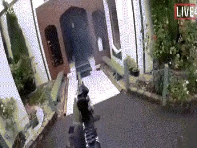 17 phút phát trực tiếp cảnh xả súng khiến 60 người thương vong ở New Zealand