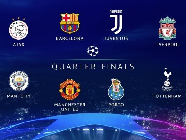 """Trực tiếp bốc thăm tứ kết Cúp C1: Barca và """"Bánh xe lịch sử """" 10 năm lặp lại?"""