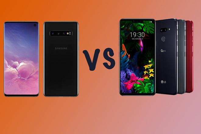 """Đọ sức Galaxy S10 và LG G8 ThinQ: """"Trâu bò"""" đánh nhau - 1"""