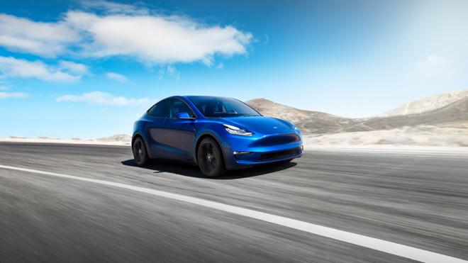 Tesla giới thiệu xe điện Model Y hoàn toàn mới, giá từ 897 triệu đồng - 1