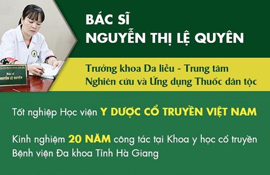 """Bác sĩ Nguyễn Thị Lệ Quyên: """"Chăm sóc từng bệnh nhân như chính người thân của mình"""" - 1"""