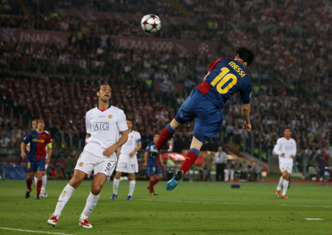"""MU đấu Barca cúp C1: """"Quỷ đỏ"""" có 3 điềm báo vô địch để quyết chiến Messi - 1"""