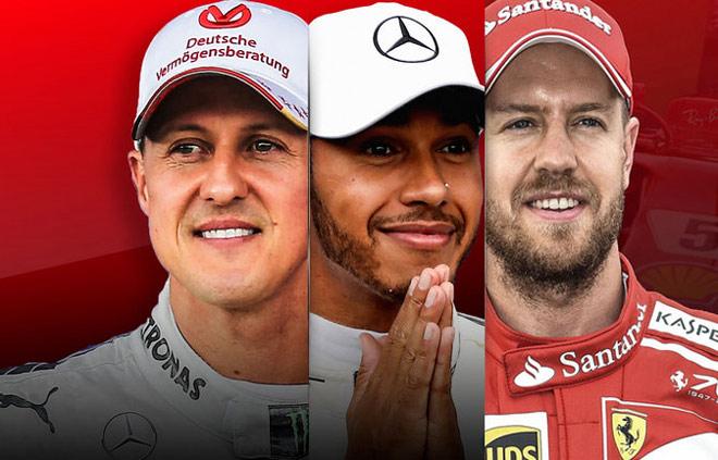 """Schumacher 6 năm sống """"thực vật"""" mất 900 tỷ đồng: 2 hậu bối chờ vượt mặt - 1"""