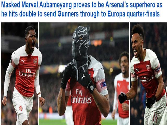 """Arsenal, Chelsea đại thắng: Báo Anh ca ngợi kỳ tích, ngả mũ """"siêu anh hùng"""""""