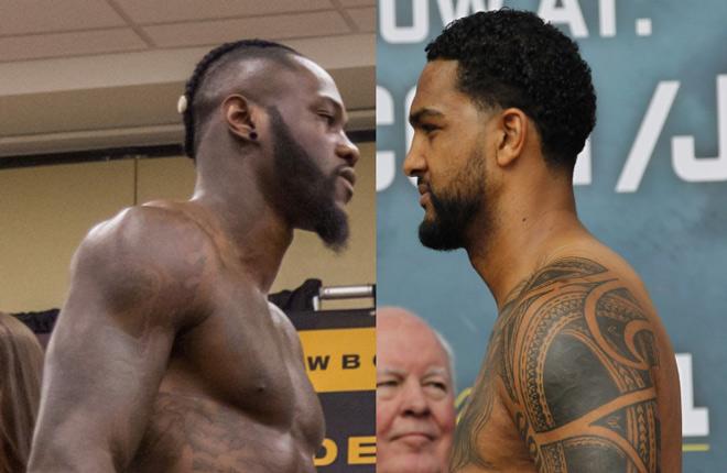 """Đại chiến khổng lồ boxing 100 triệu đô: Wilder """"liều mạng"""" với Joshua - 1"""