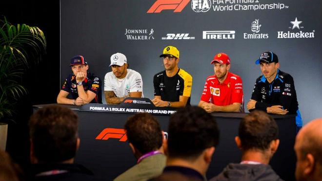 Đua xe F1, Australian GP 2019: Lần thứ 3 liên tiếp cho Vettel? - 1