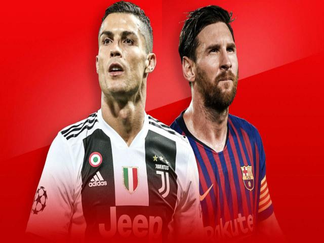 Bốc thăm tứ kết cúp C1: Chờ kinh điển Messi đấu Ronaldo, nội chiến nước Anh