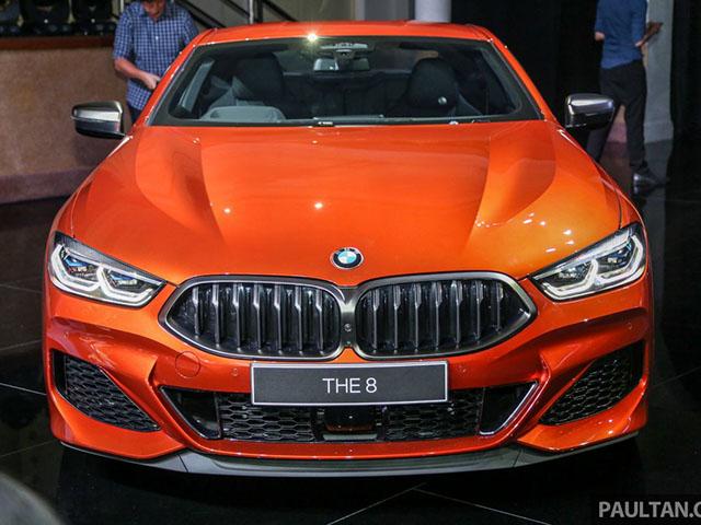 BMW M850i chính thức ra mắt thị trường Đông Nam Á với giá từ 6,16 tỷ đồng