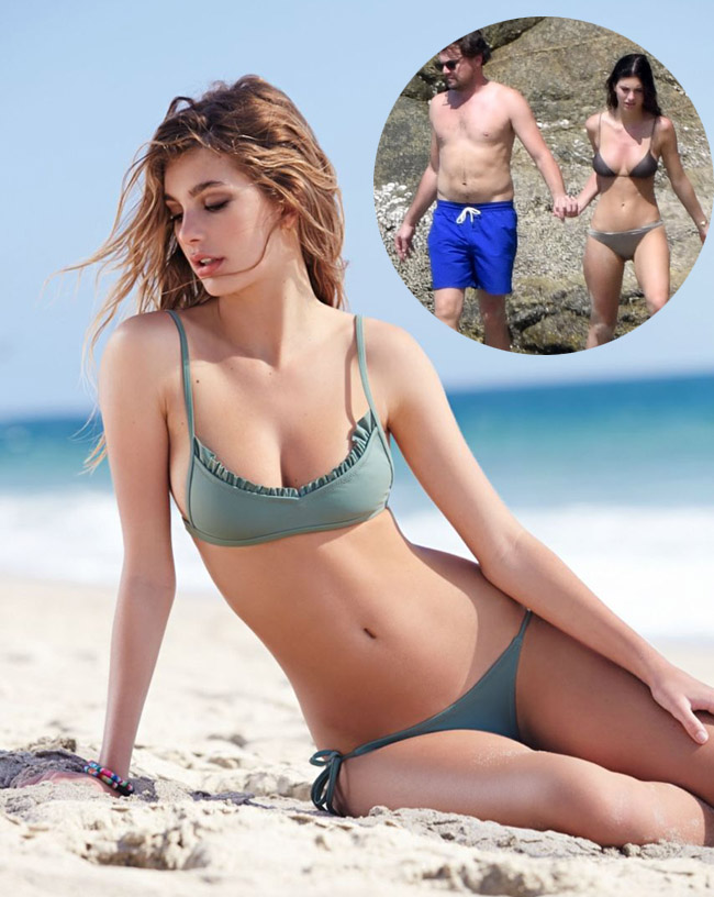 1. Bạn gái hiện tại của Leonardo DiCaprio là chân dài người Argentina, tên Camila Morrone cũng không thuộc ngoại lệ.Cô năm nay 21 tuổi, kém tài tử Titanic 22 tuổi.