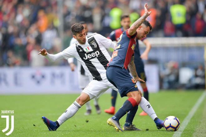 """Genoa - Juventus: """"Người cũ"""" gieo sầu, đại địa chấn ngày vắng Ronaldo - 1"""