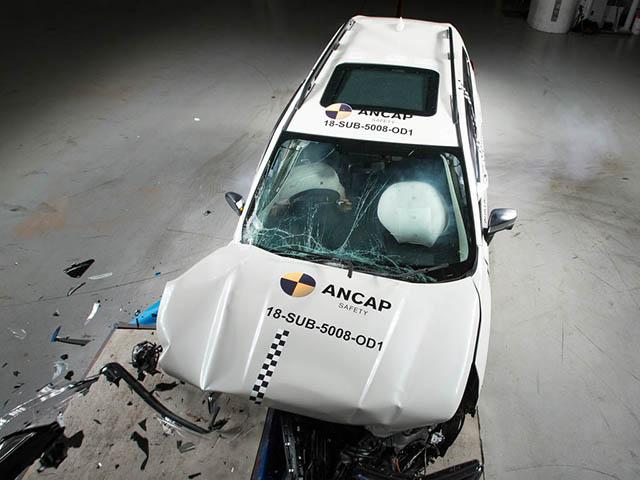 Mẫu xe Subaru Forester 2019 sắp phân phối tại Việt Nam đạt chứng nhận an toàn 5 sao ANCAP