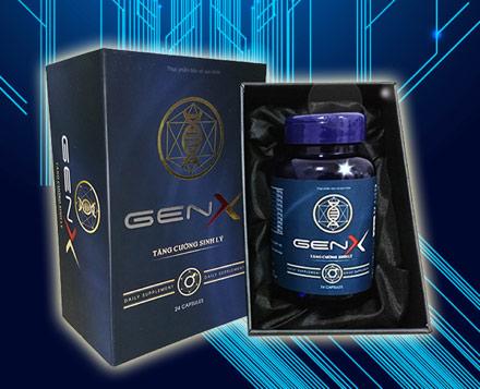 Cơ chế hoạt động và tác dụng phụ của Gen X - 1