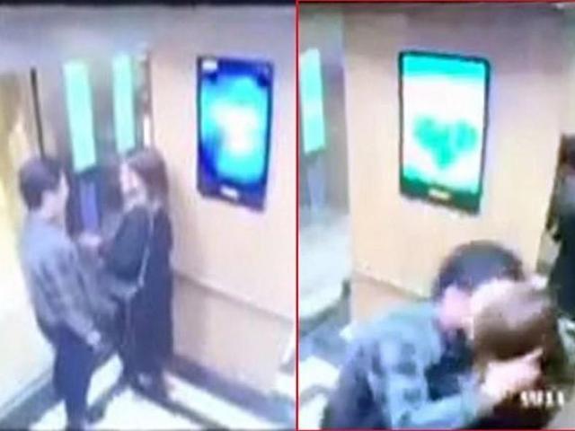 Đề xuất bêu tên người ép hôn cô gái trong thang máy