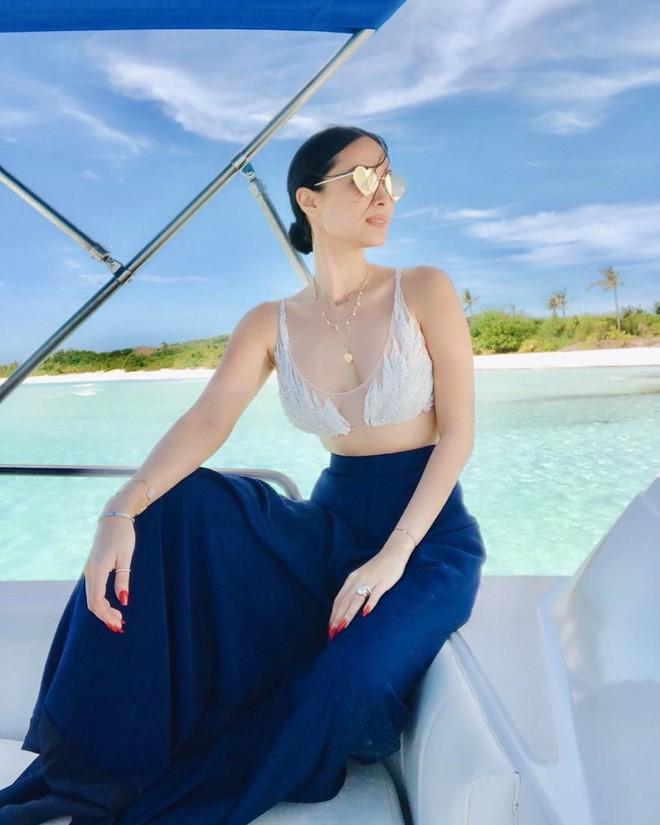 Không ngờ Hà Tăng có bạn thân là mỹ nhân - vợ chính trị gia Philippines - 1
