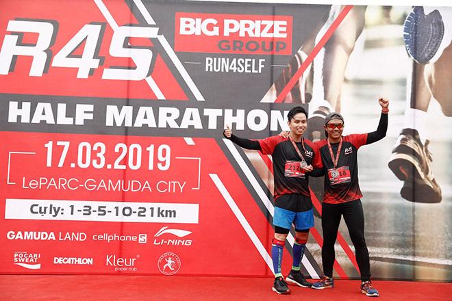 Run4self Half Marathon 2019 – Bước chạy vượt qua giới hạn bản thân - 1