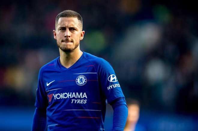Tin HOT bóng đá tối 19/3: Rộ tin Hazard đã là người của Real - 1